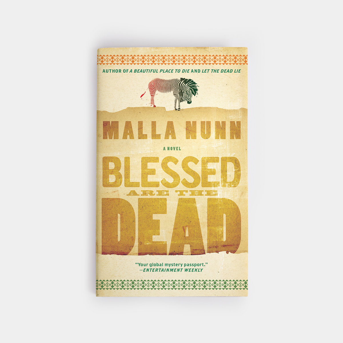 Blessed Are the Dead - annadorfman.com