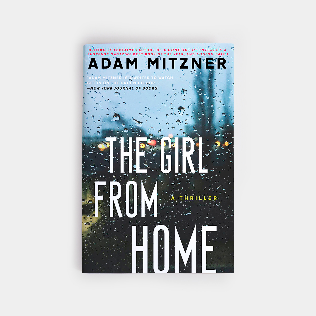 The Girl From Home - annadorfman.com