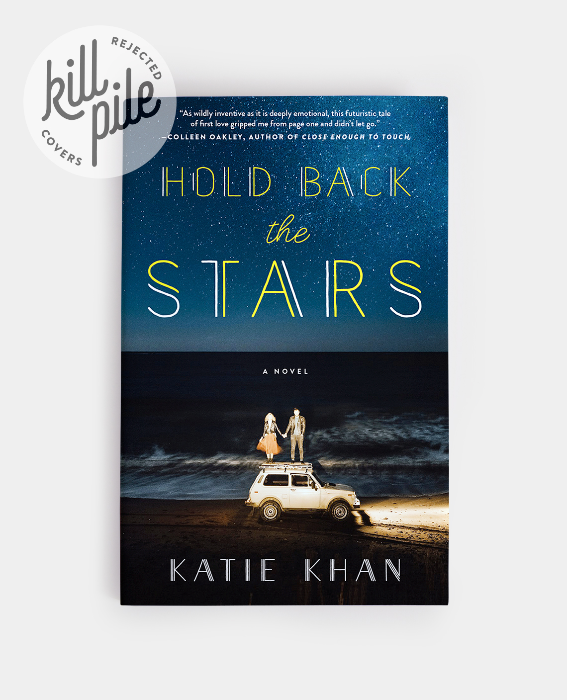 Hold Back the Stars - annadorfman.com