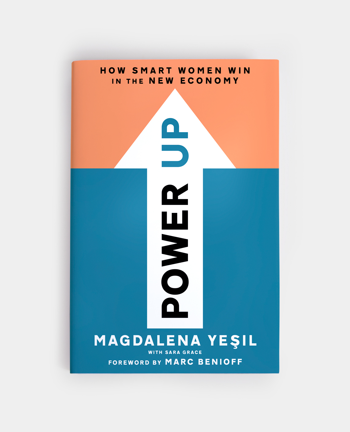 Power Up - annadorfman.com