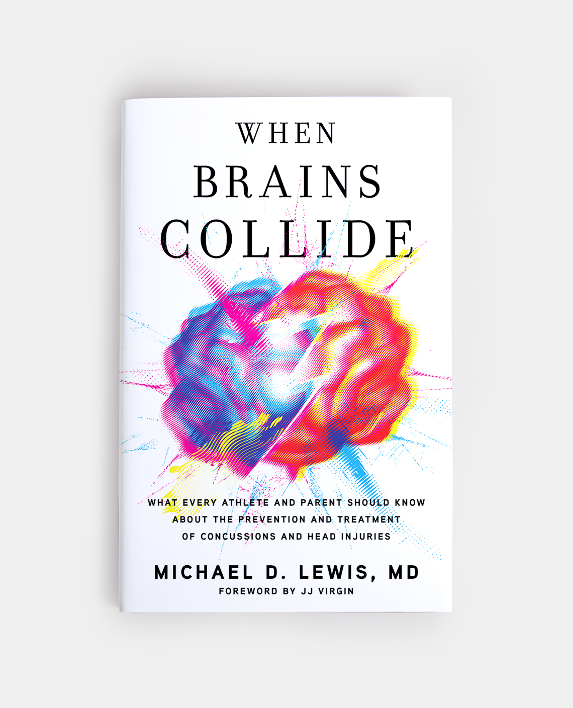 When Brains Collide - annadorfman.com