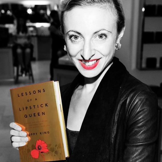 Lessons of a Lipstick Queen - annadorfman.com