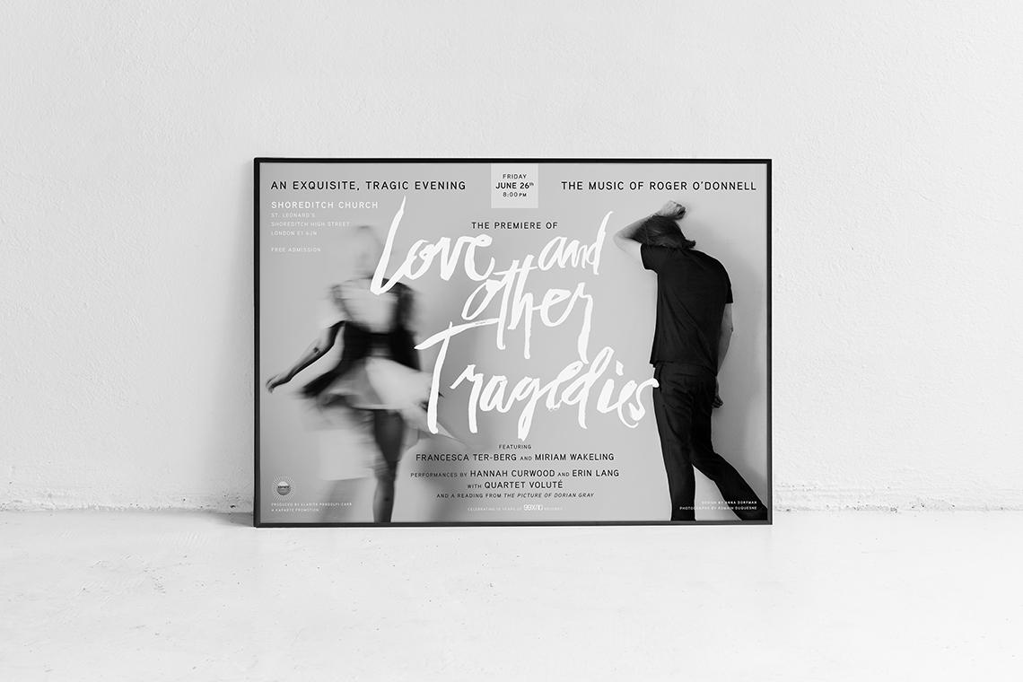 Love and Other Tragedies - annadorfman.com