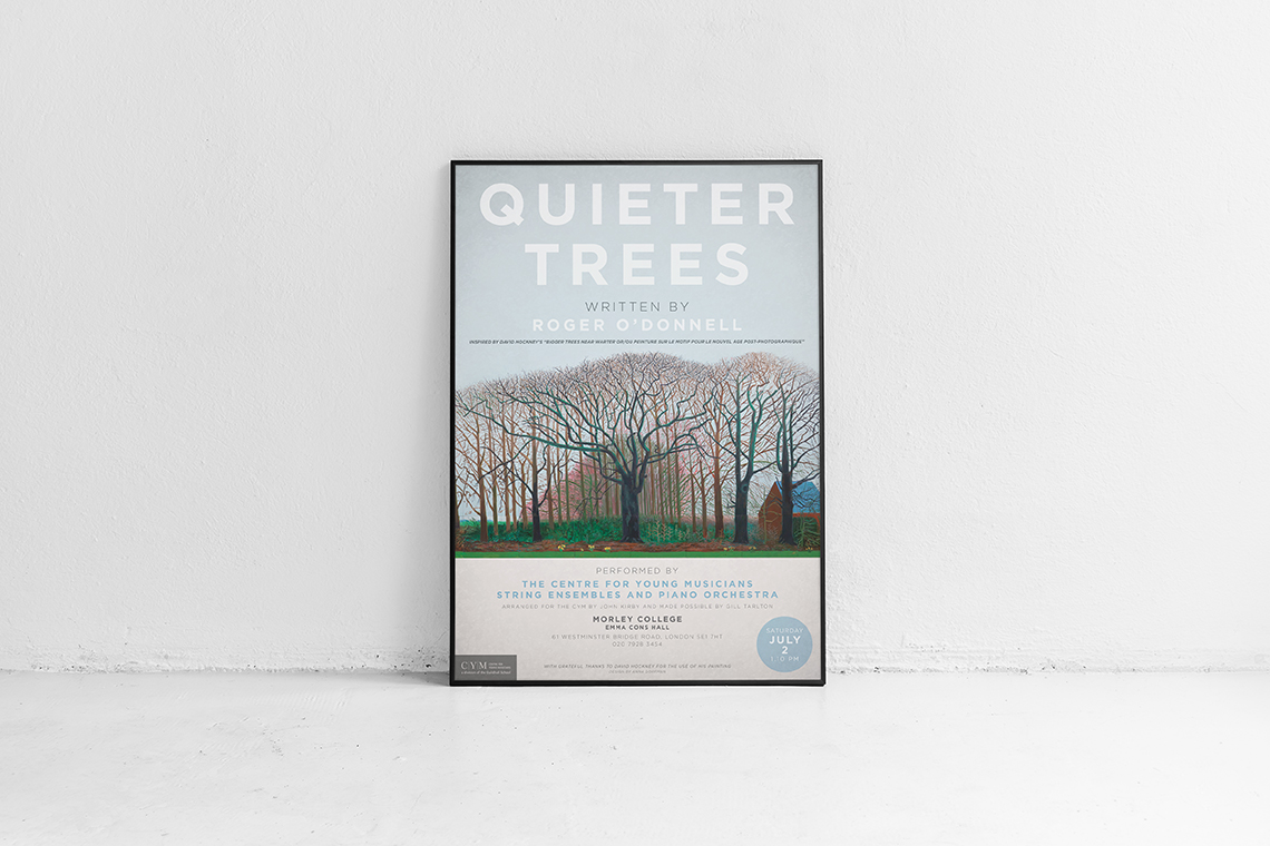 Quieter Trees - annadorfman.com