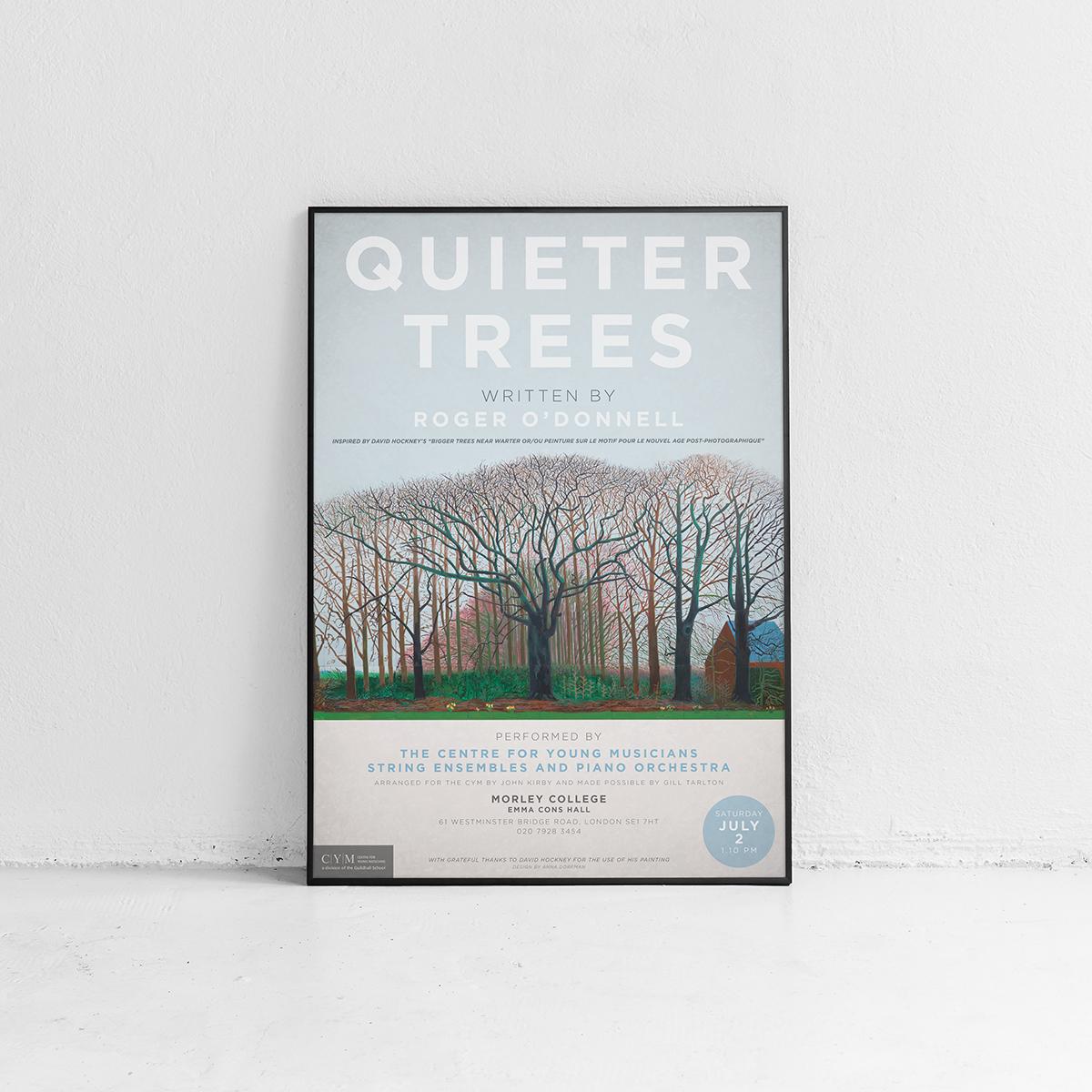 Quieter Trees - annadorfman.com