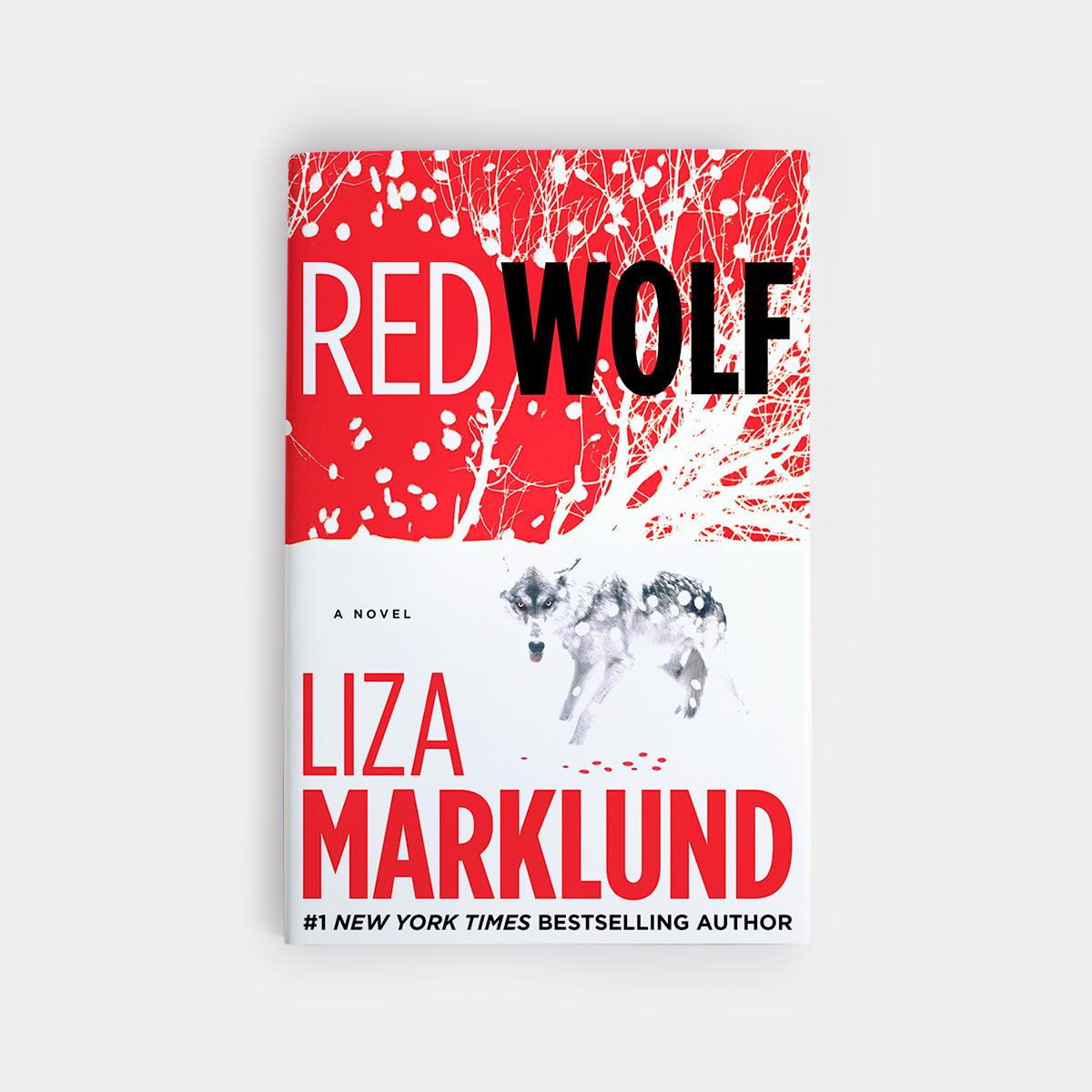 Red Wolf - annadorfman.com